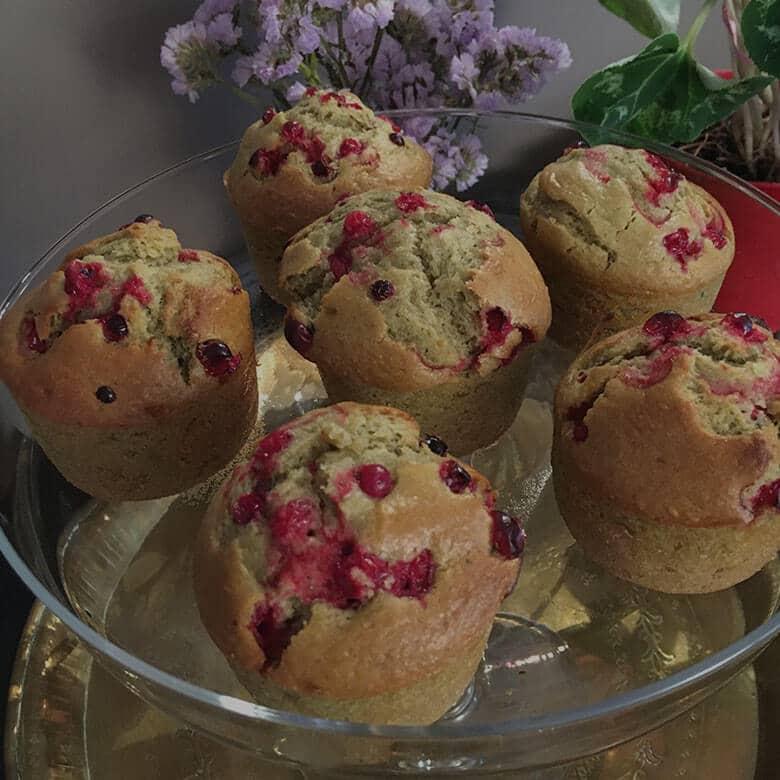 muffins-groseilles-matcha-japon